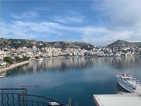 Albanien  in Vlore-Vlora, Sarande-Saranda