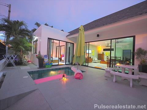 Casa-Villa en venta en Rawai